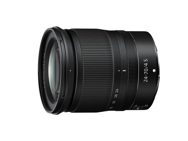 NIKKOR Z 24-70mm f/4 S