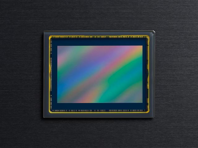 Zシリーズで採用されているフルサイズ裏面照射型CMOSセンサー
