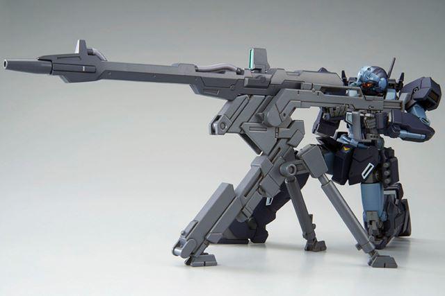 「HG 1/144 ジェスタ(シェザール隊仕様 B&C班装備)」