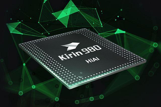 デュアルNPU搭載で性能が大幅に向上した「Kirin 980」