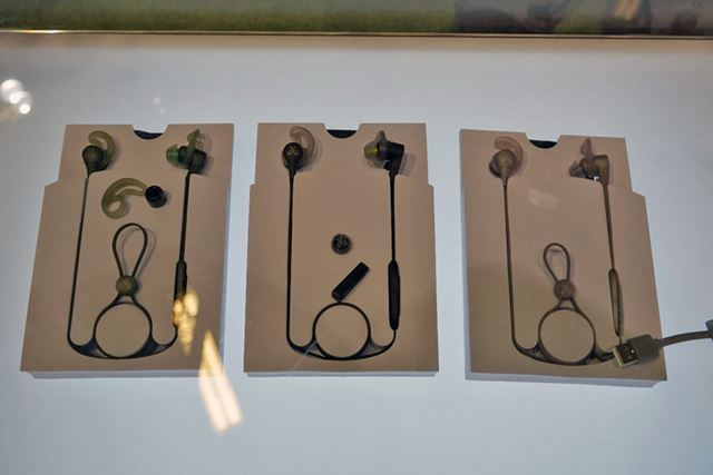 完全防水となった「Jaybird X4 Wireless Sport Headhphones」