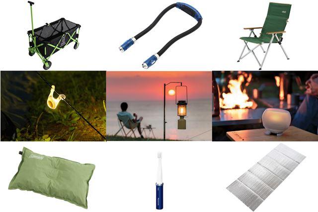 お泊まりキャンプは、デイキャンプともホテル泊とも異なる装備が必要になります