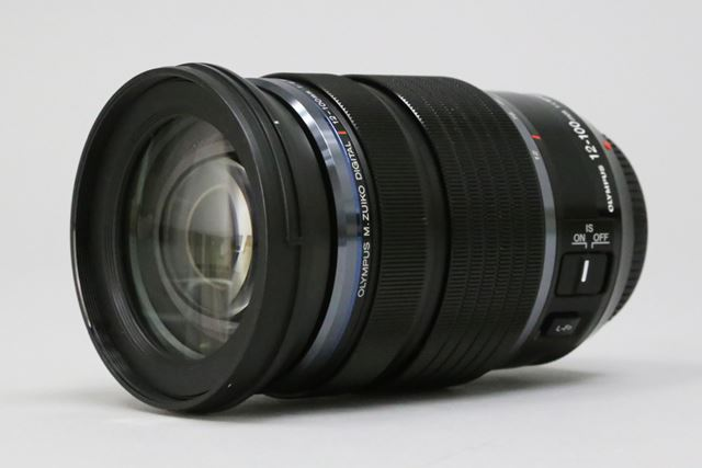 オリンパス「M.ZUIKO DIGITAL ED 12-100mm F4.0 IS PRO」
