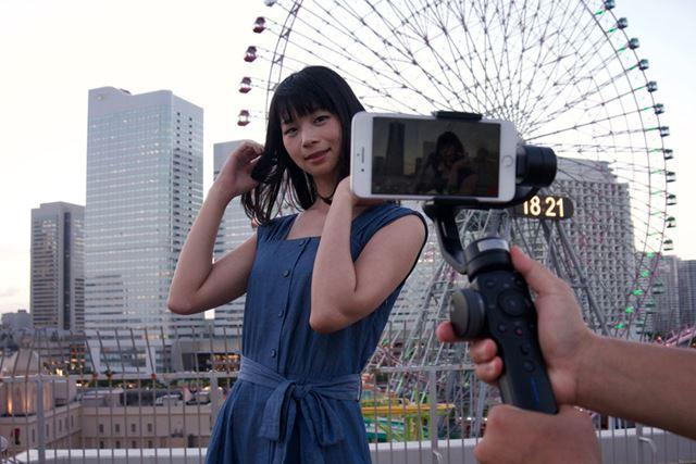 今回は全編「iPhone 7 Plus」と「Filmic Pro」のみで動画を撮影しました