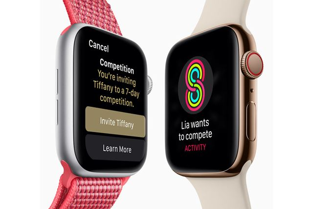 ディスプレイの大型化、心電図センサー搭載など新しく生まれ変わった「Apple Watch Series 4」
