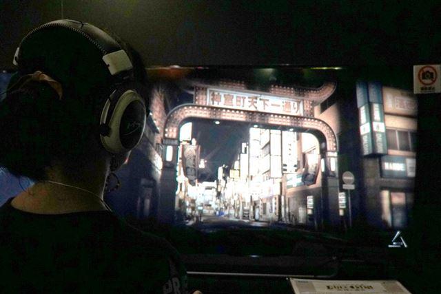 舞台は新宿の某地区を思わせる歓楽街神室町。プレイヤーは探偵として、さまざまな事件の謎を追う