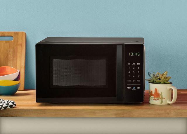電子レンジ「AmazonBasics Microwave」