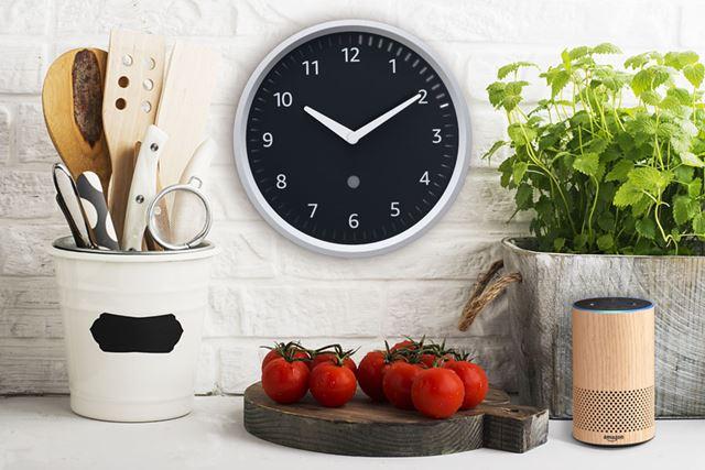アマゾンのオリジナル壁掛け時計「Echo Wall Clock」