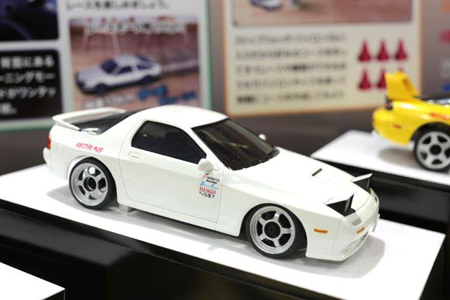 高橋涼介の「マツダ サバンナ RX-7 FC3」