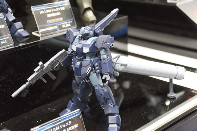 HG 1/144 ジェスタ(シェザール隊仕様 A班装備)