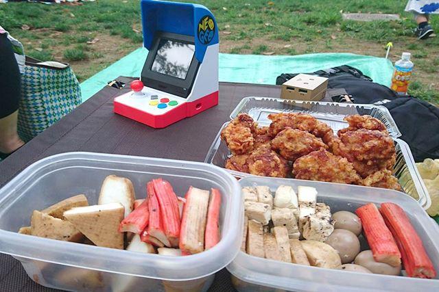ピクニックのお供にもおすすめ! 料理という料理はしてないのにそれっぽい差し入れになる!