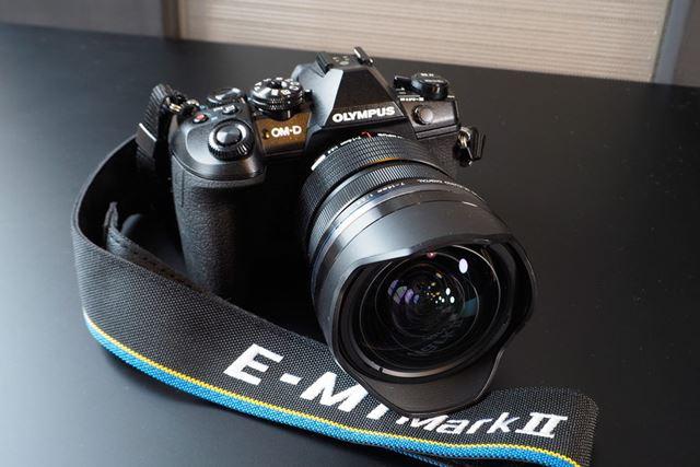 オリンパス「M.ZUIKO DIGITAL ED 7-14mm F2.8 PRO」