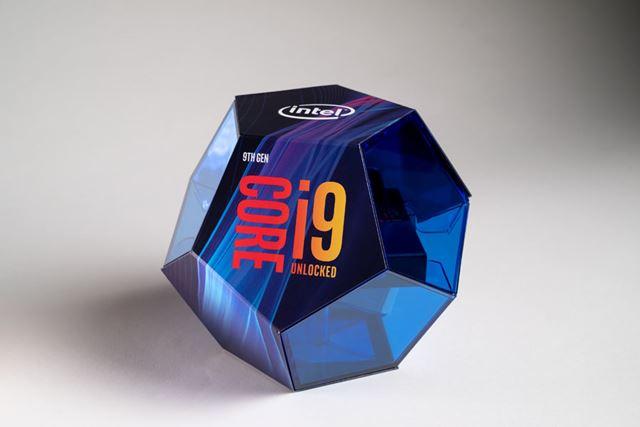 ついに登場した第9世代Coreプロセッサー