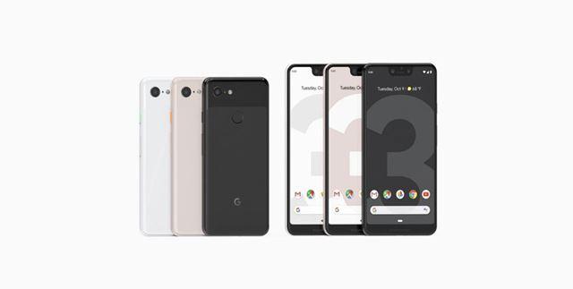 シリーズで初めて日本でも発売される「Pixel 3」と「Pixel 3 XL」