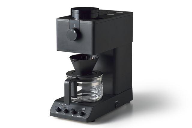 今回のイベントでフィーチャーされたのは、ツインバードの「全自動コーヒーメーカー CM-D457B」