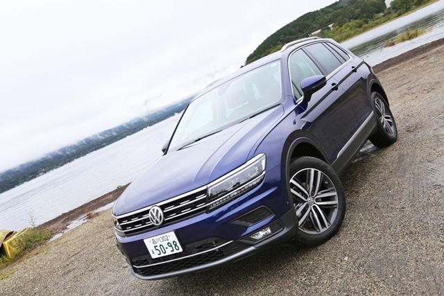 2018年8月、VW「ティグアン」へ新たに2Lクリーンディーゼルエンジン「TDI」搭載モデルが発売された。