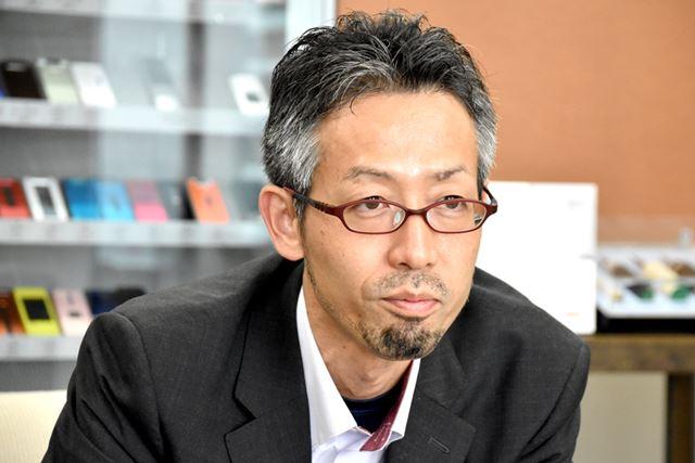 KDDI コンシューマ営業本部 コンシューマパートナー開発部マネージャーの戸村健一氏