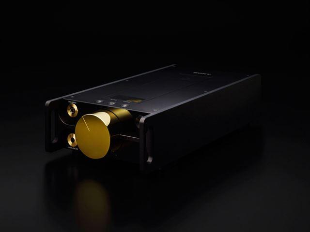 ソニーの新コンセプトオーディオプレーヤー「DMP-Z1」