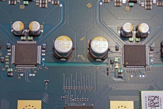 DACは旭化成エレクトロニクス製32bit DAC「AK4497EQ」をデュアルDAC構成で搭載