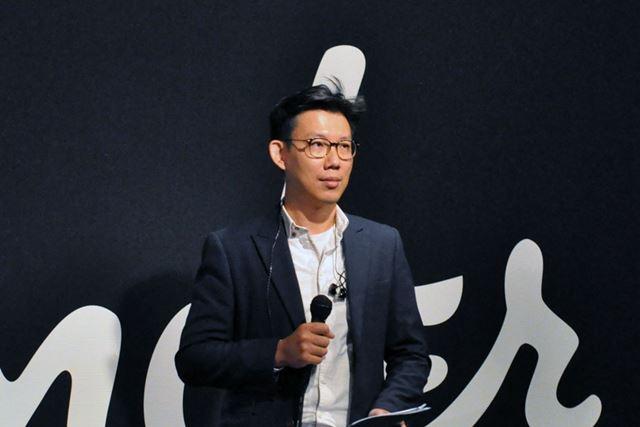発表会に登壇した同社アジア地域セールスマネージャーのチャーン・ウェイ・マー氏
