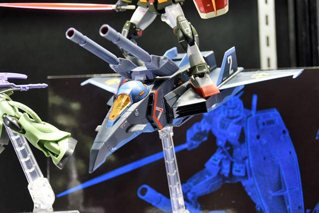 「ROBOT魂 〈SIDE MS〉 RX-78-2 ガンダム & Gファイター ver. A.N.I.M.E.〜リアルタイプカラー〜」