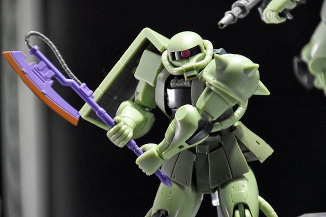 「ROBOT魂 〈SIDE MS〉 MS-06 量産型ザクver. A.N.I.M.E.〜ファーストタッチ2500〜」