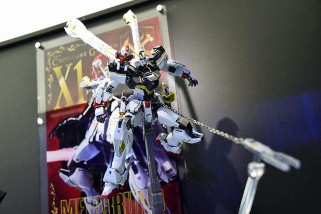 「METAL BUILD クロスボーン・ガンダムX1」