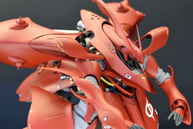 「ROBOT魂 <SIDE MS> ナイチンゲール(重塗装仕様)」