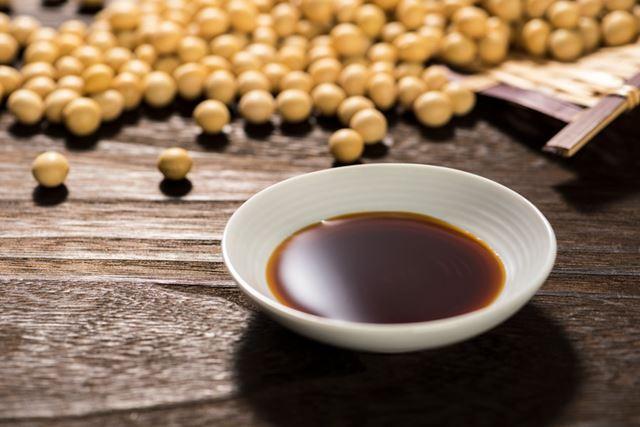 原料に「大豆」を使わないとしょうゆとは名乗れないのだという