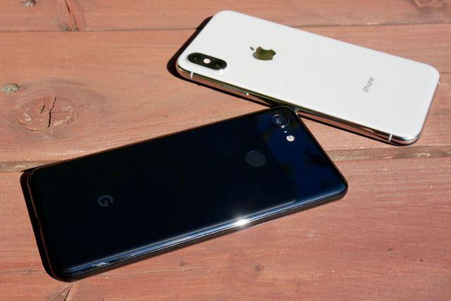 「iPhone XS」は「Pixel 3」よりもハイフレームレートでの撮影に強い
