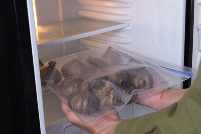 自然乾燥させ、ジップ付き袋などに入れて冷蔵庫で保安するだけでさらにおいしく!