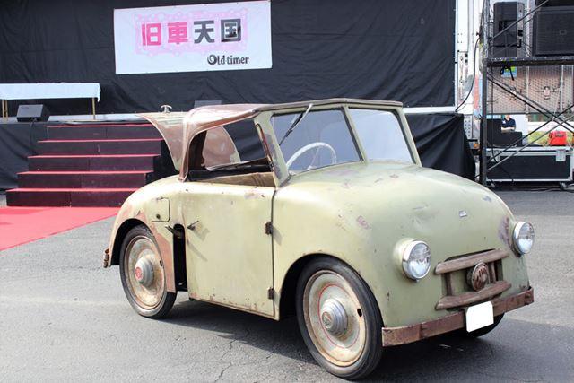 日本オートサンダル自動車「オートサンダル」