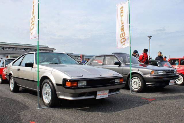 トヨタ「セリカXX」と「カムリ2000GT」