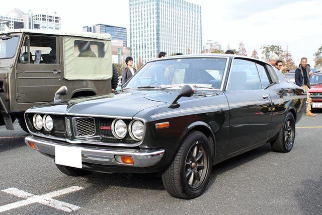 トヨタ「コロナマークIIハードトップ1900GSS」