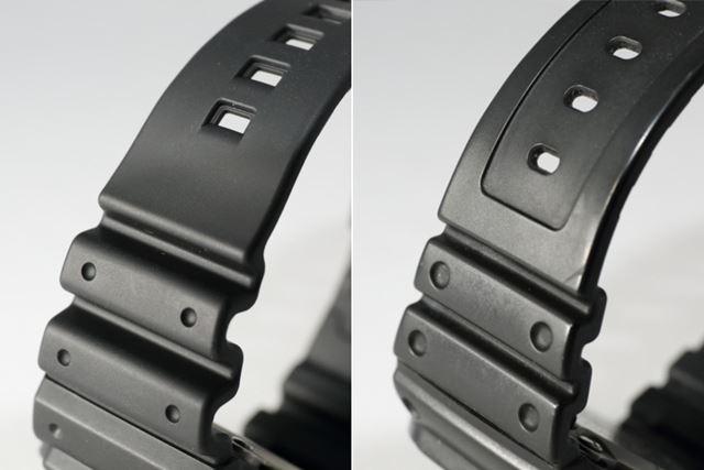 左が「DW-5900-1JF」、右が「GW-M5600-1JF」