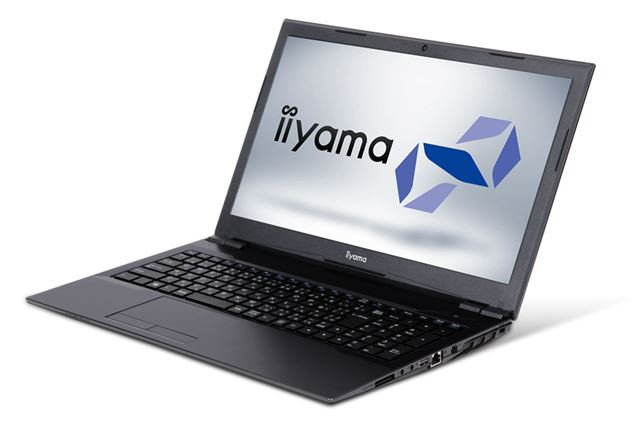 デスクトップ向けCPUを搭載するノートPC「STYLE-15FH039-i5-UHSX」