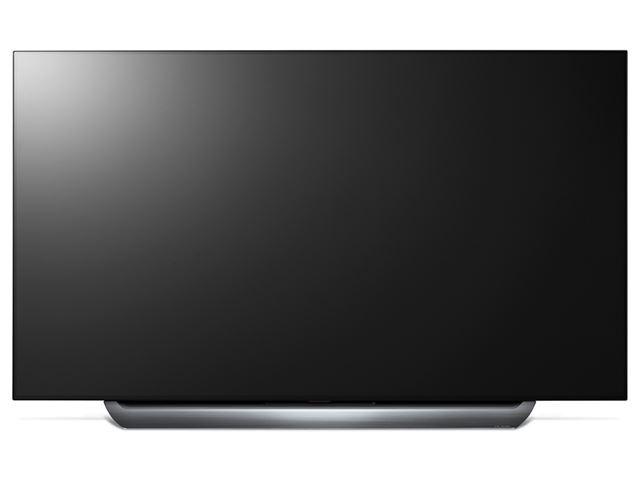 LGエレクトロニクス「OLED55C8PJA」