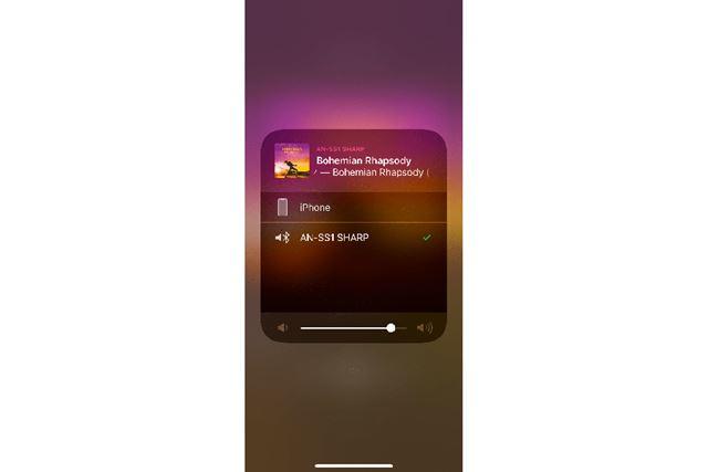 Bluetoothにも対応しており、スマートフォンとペアリングして音楽を聴くこともできる