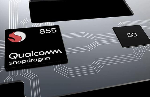 クアルコムが発表したモバイル向けCPU「Snapdragon 855」