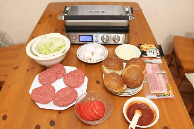 材料はこれだけ。焼くだけの簡単レシピなので、家族みんなで楽しめます