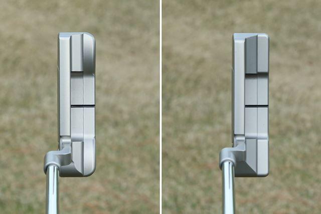 ニューポート(左)とニューポート2(右)