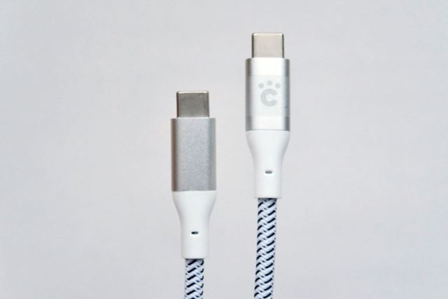 Type-C採用機器の増加にともない、両端がType-C端子のケーブルで接続するケースが増えそうだ