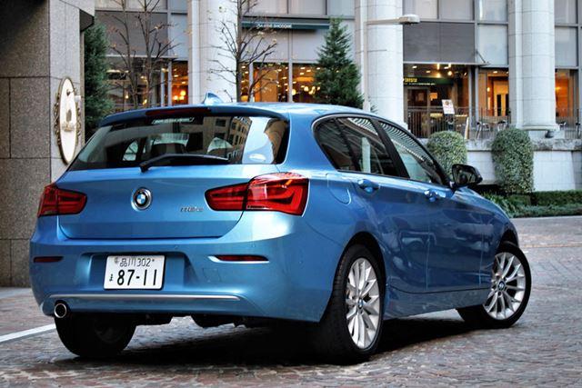 モデル末期ながら、BMW「118d」は走りを中心として大きな魅力を持ち合わせている