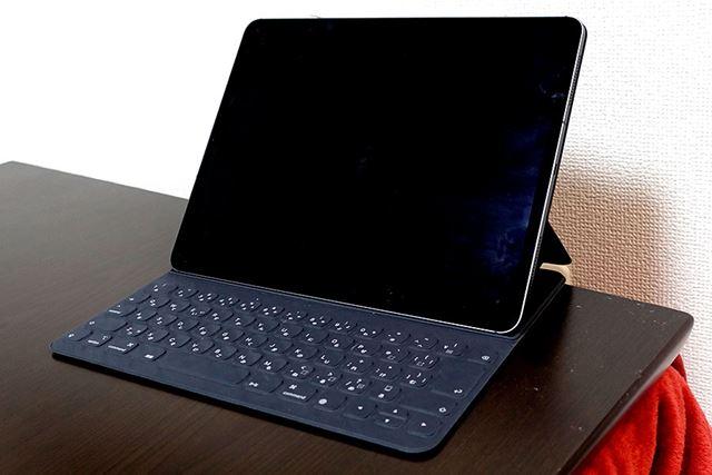 ノートパソコン級に使いやすいキーボード!