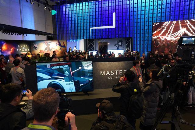 "ソニーは8K液晶、4K有機ELを""BRAVIA MASTER Series""で発表"