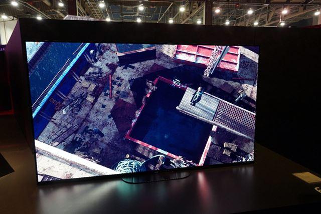 ソニー4K有機ELテレビの最上位シリーズ「A9G」