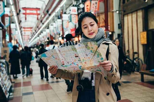 インバウンドの中国人旅行客の存在が普及を後押し