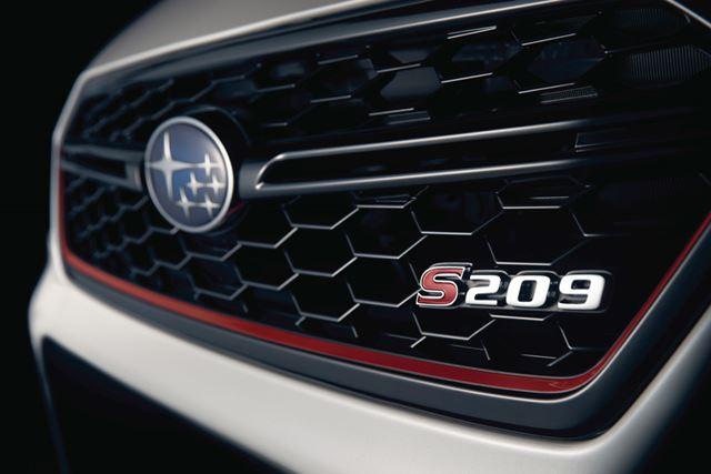 北米市場向けの「S209」は、最強のSシリーズを目指すべく開発された