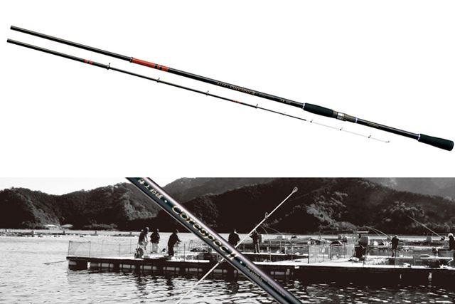 「さぐり」「真鯛」「青物」の3タイプ7種類が登場。4月発売予定