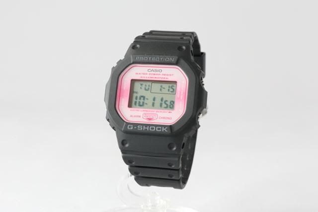 G-SHOCK「DW-5600TCB-1JR」。公式サイト価格は、14,040円(税込)